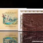 Ostsee-Landschaft, Schokoladenpostkarte