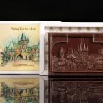 Praga - Most Karola, czekoladowa pocztówka
