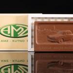 AMZ Kutno, czekoladowa pocztówka