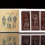 Czekoladowi żołnierze, czekoladowa pocztówka