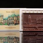 Poznań - Zamek, czekoladowa pocztówka