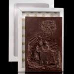 Górnicy, czekoladowa pocztówka