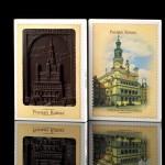 Poznań - Ratusz, czekoladowa pocztówka