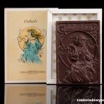 """""""Całuski"""", czekoladowa pocztówka"""