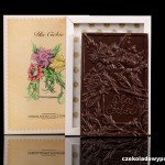 """""""Für Dich"""", Schokoladenpostkarte"""