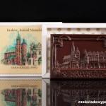 Krakau - Marienkirche, Schokoladenpostkarte