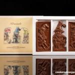 Die Zwerge von Breslau,  Schokoladenpostkarte