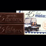 Chocolate Postcard melex