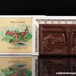 Olsztyn (ehem.Allenstein) - Schloss, Schokoladenpostkarte