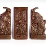 Poznań - Koziołki, czekoladowa pocztówka