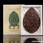 Smacznego jajka, czekoladowa pocztówka