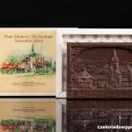 Świeradów-Zdrój (ehem. Bad Flinsberg) - Kurhaus, Schokoladenpostkarte