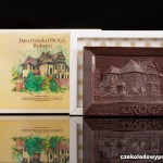 Wolsztyn (ehem. Wollstein) - Kinderheim, Schokoladenpostkarte
