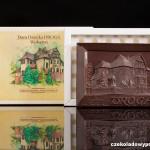 Wolsztyn (ehem. Wollstein) - Kinderheim, Schokoladenvisitenkarte