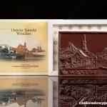 Breslau - Dominsel, Schokoladenpostkarte
