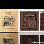 Breslau - Marktfrauen, Schokoladenpostkarte