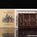 Breslau - Rathaus, Schokoladenpostkarte