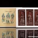 """""""Soldaten"""", Schokoladenpostkarte"""
