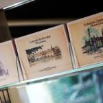 Czekoladowe pocztówki - komplet