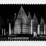 Szczecin - Filharmonia, czekoladowa pocztówka deserowa