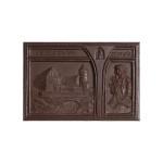 Olsztyn - Zamek, czekoladowa pocztówka