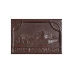 Malbork - Zamek, czekoladowa pocztówka
