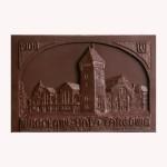 Wrocław - Hala Targowa, czekoladowa pocztówka