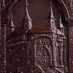 Kraków - Barbakan, czekoladowa pocztówka