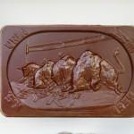 Klub Unia Leszno - Leszczyńskie Byki, czekoladowa pocztówka