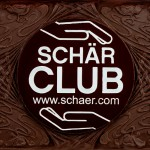 Schaer Club Chocolate Postcard